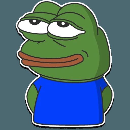 Pepe 2 - Sticker 25
