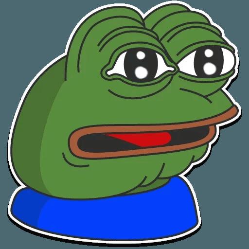 Pepe 2 - Sticker 13