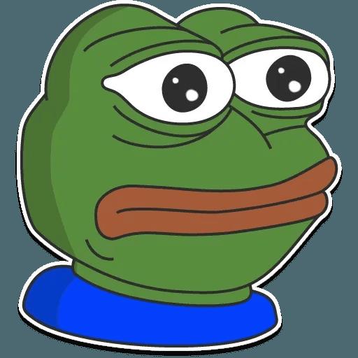 Pepe 2 - Sticker 4
