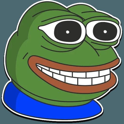Pepe 2 - Sticker 20