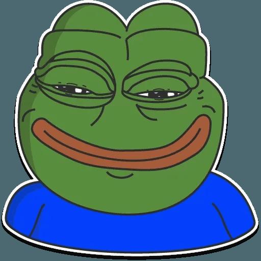 Pepe 2 - Sticker 3