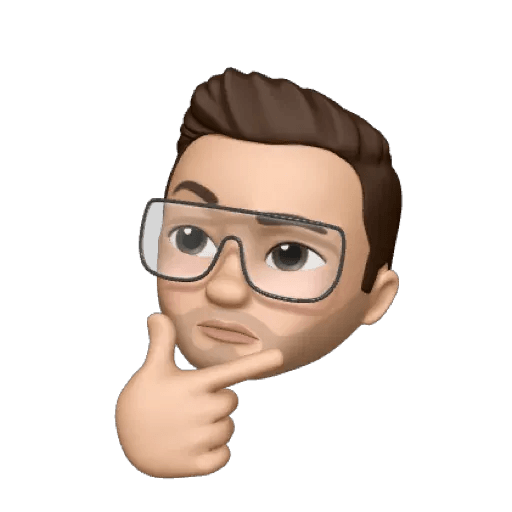 Memoji #2 - Sticker 12