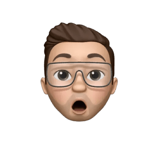 Memoji #2 - Sticker 20