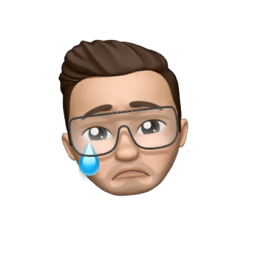 Memoji #2 - Sticker 6