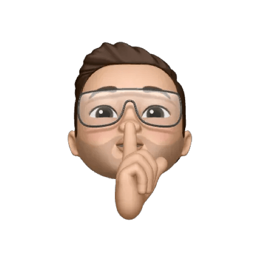 Memoji #2 - Sticker 11