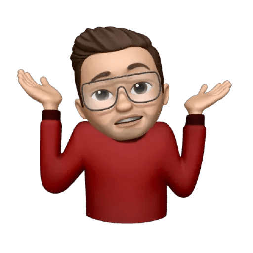 Memoji #2 - Sticker 17