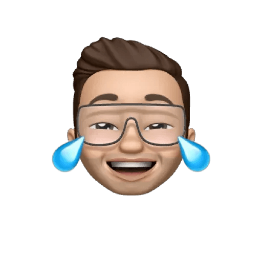 Memoji #2 - Sticker 1