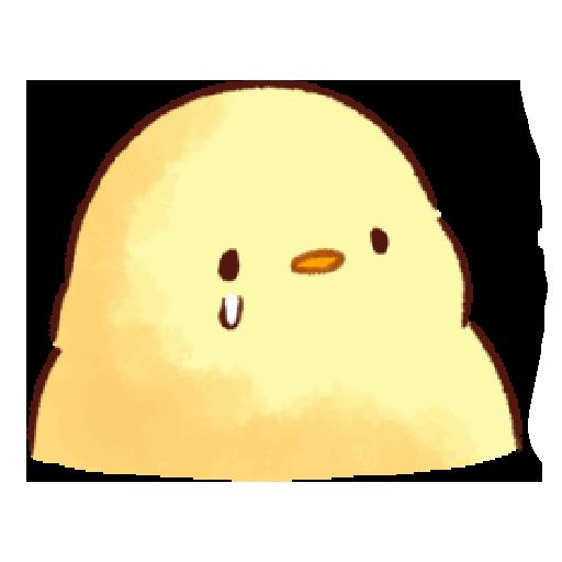 chick pio (N)(Third pack) - Sticker 11