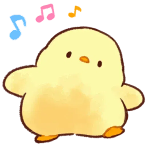 chick pio (N)(Third pack) - Sticker 12
