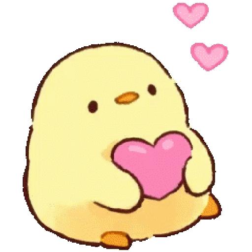 chick pio (N)(Third pack) - Sticker 8