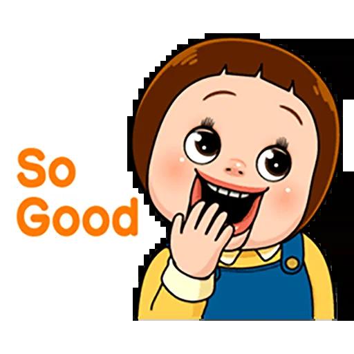 死肥婆 - Sticker 9