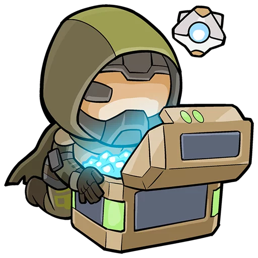 Destiny 2 - Sticker 2