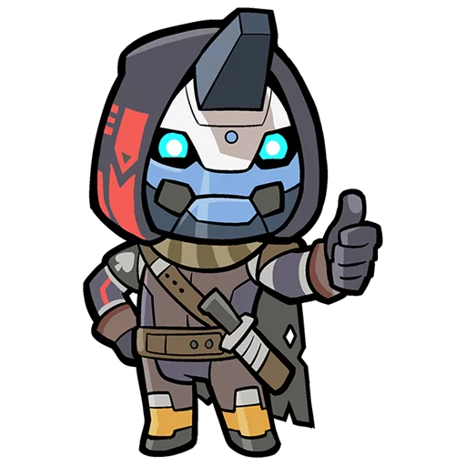 Destiny 2 - Sticker 25