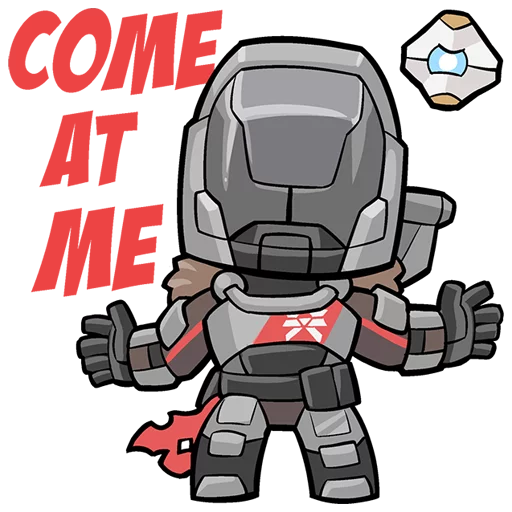 Destiny 2 - Sticker 12