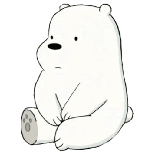 Bear - Sticker 23