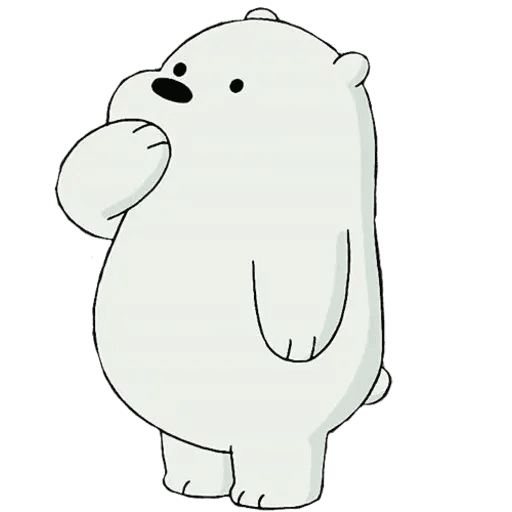 Bear - Sticker 10