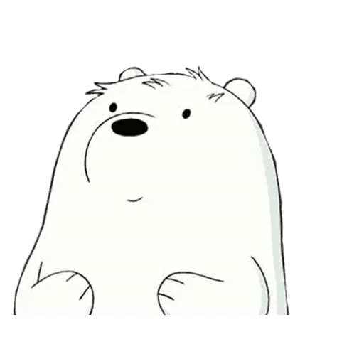 Bear - Sticker 8
