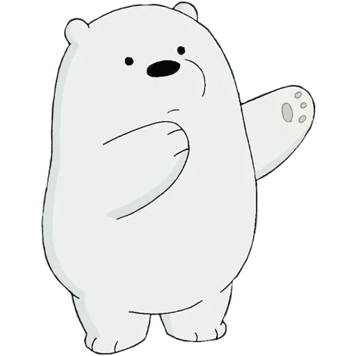 Bear - Sticker 11