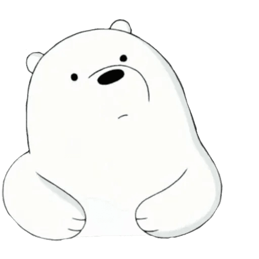 Bear - Sticker 20
