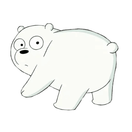 Bear - Sticker 26