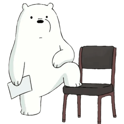Bear - Sticker 15