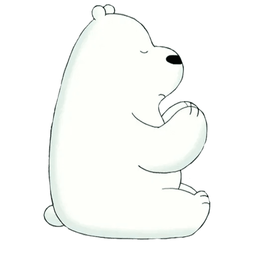 Bear - Sticker 13