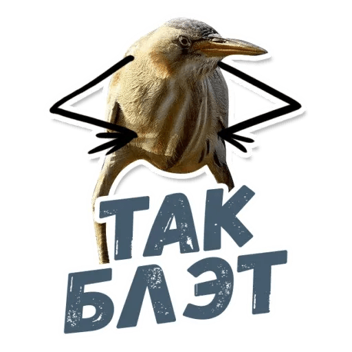 Blet - Tray Sticker