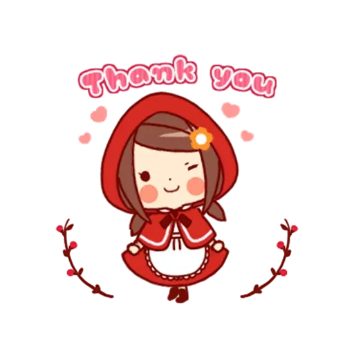 Thanks? - Sticker 5