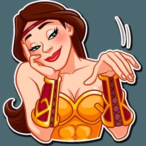 Warrior Queen - Sticker 7