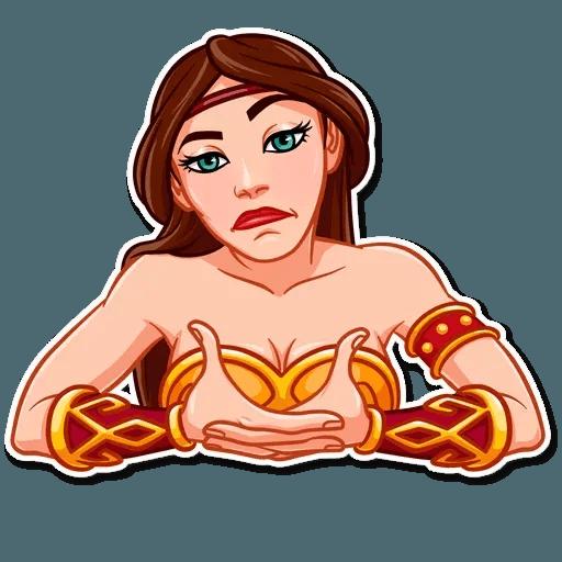 Warrior Queen - Sticker 13