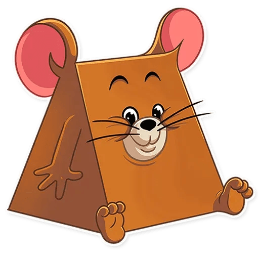 Tom and Jerry - Sticker 14