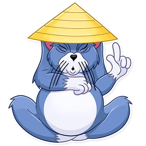 Tom and Jerry - Sticker 21