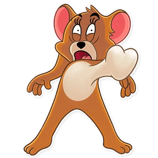 Tom and Jerry - Sticker 20