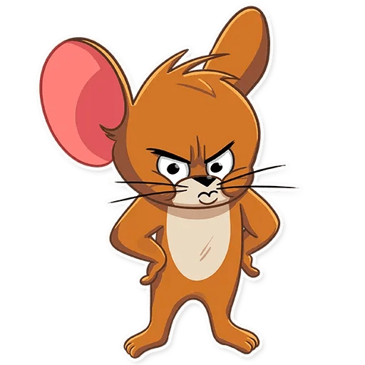 Tom and Jerry - Sticker 26