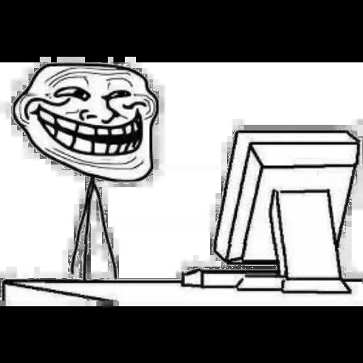 Desktop Guy - Sticker 4