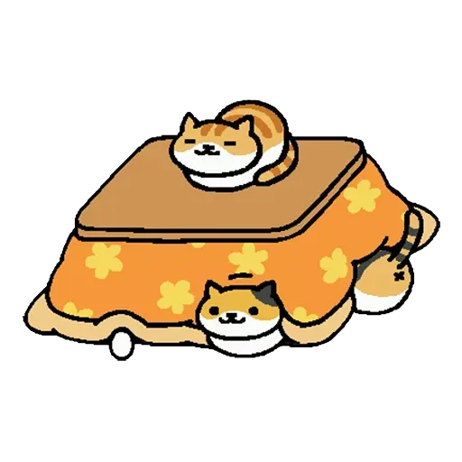 NEKO ATSUME 2 - Sticker 15