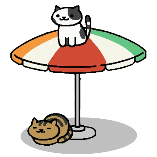 NEKO ATSUME 2 - Sticker 11