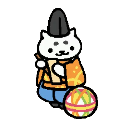 NEKO ATSUME 2 - Sticker 18