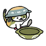 NEKO ATSUME 2 - Tray Sticker