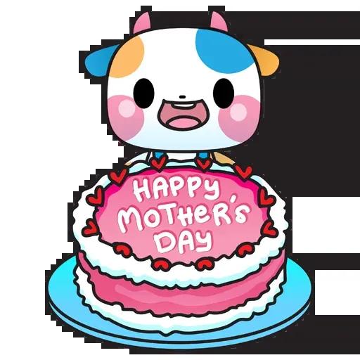 Love mum - Sticker 11