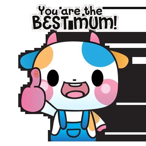 Love mum - Sticker 10