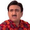 TMKOC - Tray Sticker