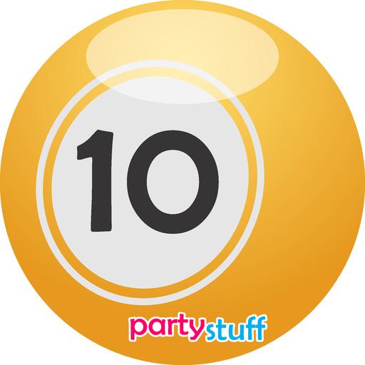 Tambola Bingo 1 - 30 - Sticker 10