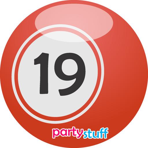 Tambola Bingo 1 - 30 - Sticker 19