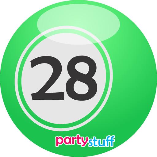 Tambola Bingo 1 - 30 - Sticker 28