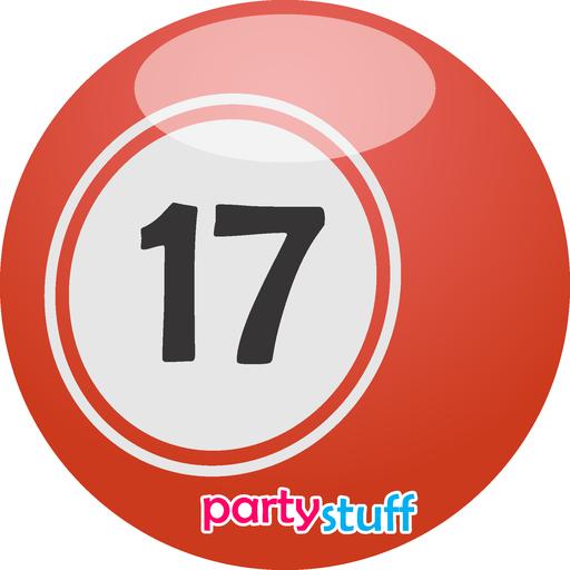 Tambola Bingo 1 - 30 - Sticker 17