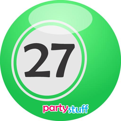 Tambola Bingo 1 - 30 - Sticker 27