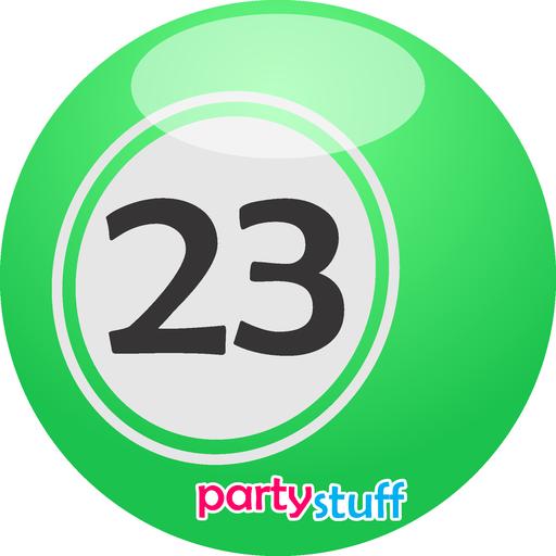 Tambola Bingo 1 - 30 - Sticker 23