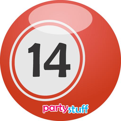 Tambola Bingo 1 - 30 - Sticker 14