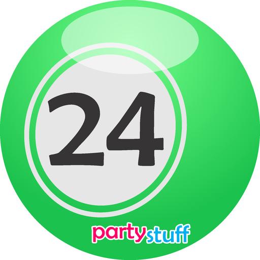 Tambola Bingo 1 - 30 - Sticker 24